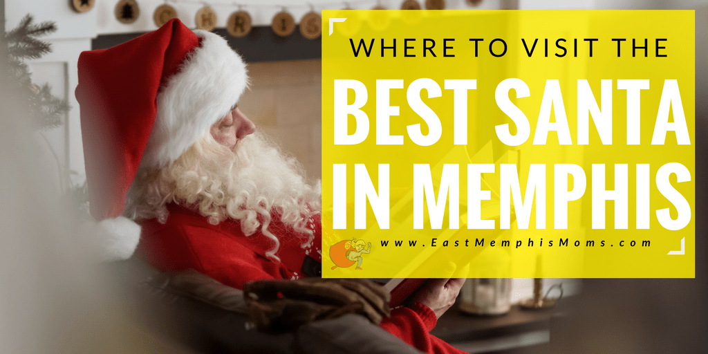 Best Santa in Memphis - EastMemphisMoms.com