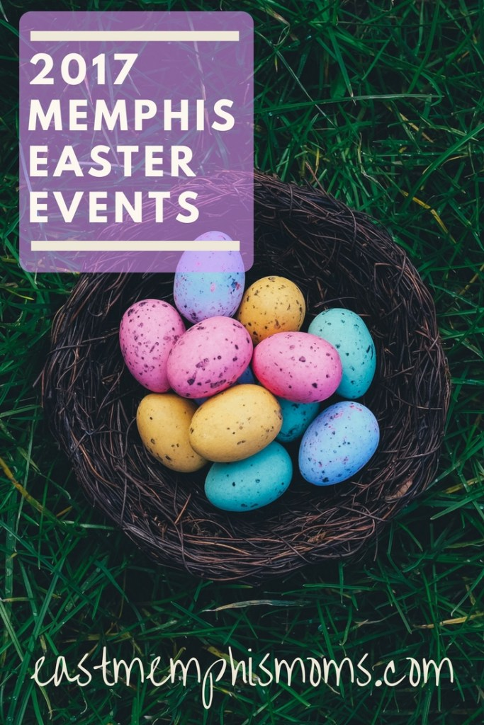 2017 Memphis Easter egg hunts and events for your family.
