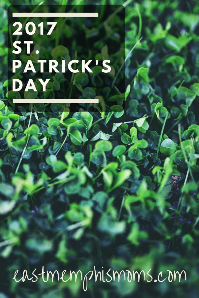 2017 Memphis St. Patrick's Events - here's where to take your family this weekend!