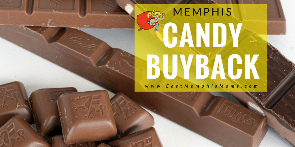 memphis halloween candy buyback