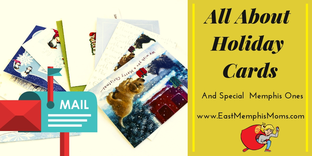 Memphis Holiday Cards - East Memphis Moms