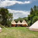 Tipi in the Secret Garden
