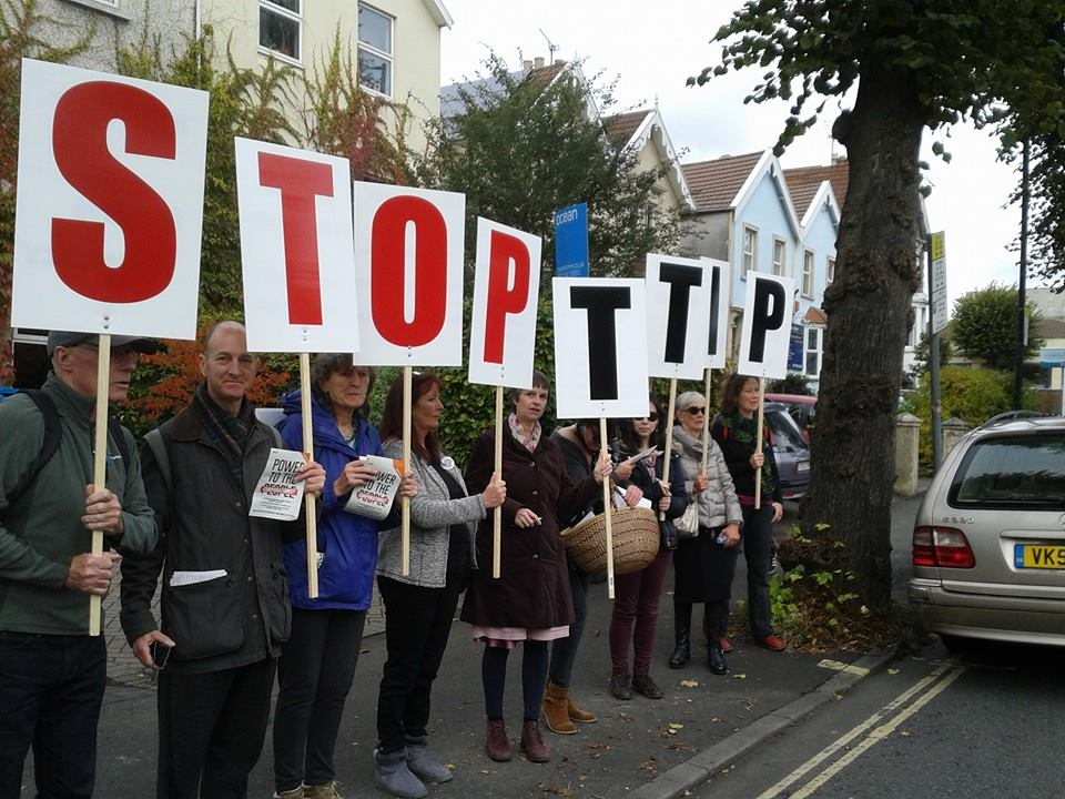TTIP a Forgotten Issue and a real threat to Democracy