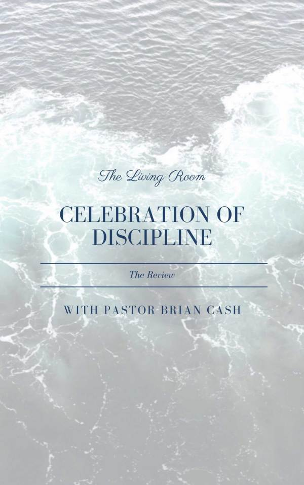 Celebration Of Discipline - The Review
