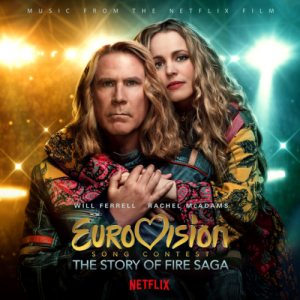 ALBUM: Various Artists – Eurovision Song Contest The Story of Fire Saga (Music from the Netflix Film) [Zip File]