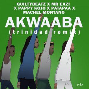 Machel Montano, GuiltyBeatz, Mr Eazi, Pappy Kojo, Patapaa – Akwaaba (Trinidad Remix)
