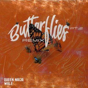 Queen Naija – Butterflies Pt. 2 Remix & Wale