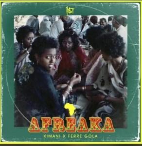 Victoria Kimani – Afreaka mp3 ft. Ferre Gola