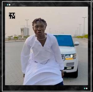 Zlatan – Money No dey Lagos