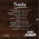 KiDi – Cinderella ft. Mayorkun x Peruzzi (Prod. By FreshVDM)