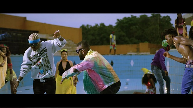 VIDEO: Skales – Oyoyo Ft. Harmonize