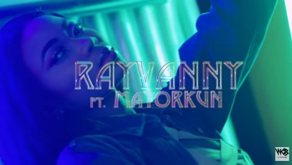 Rayvanny – Gimi Dat Ft. Mayorkun