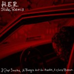 H.E.R. Ft. Pop Smoke, A Boogie wit da Hoodie & Chris Brown – Slide (Remix)