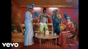 VIDEO: Stonebwoy – African Party