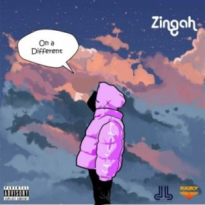 Zingah – On A Different ep mp3