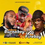 "DJ D20 – Burna Boy ""Twice As Tall"" VS Fireboy DML ""Apollo"" Mix"