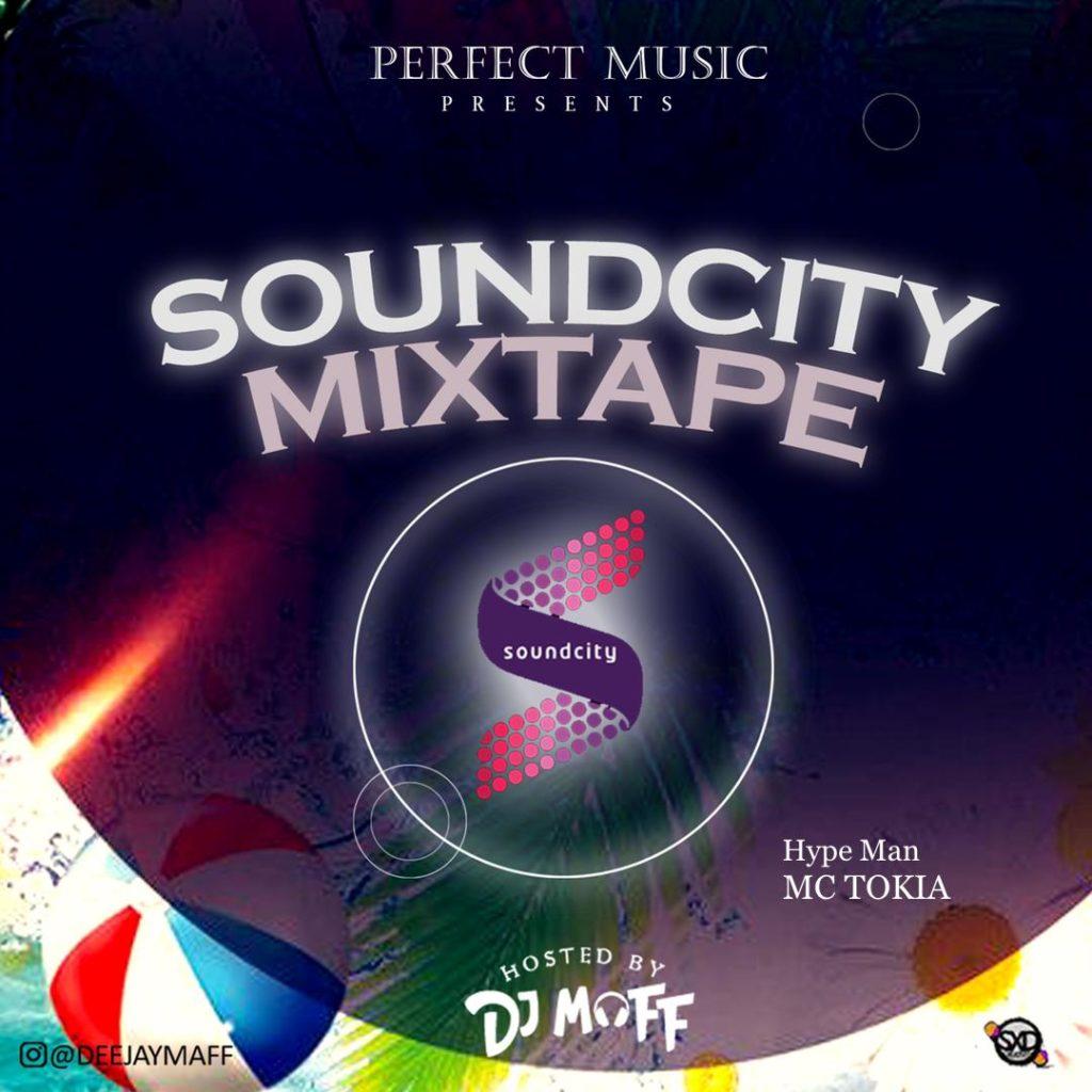 """DJ Maff – """"Soundcity Mixtape"""""""