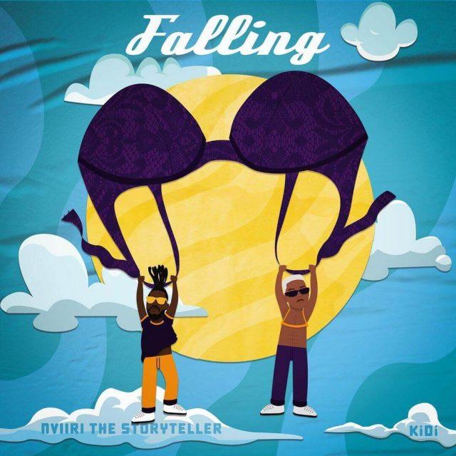 Nviiri the Storyteller – Falling ft KiDi