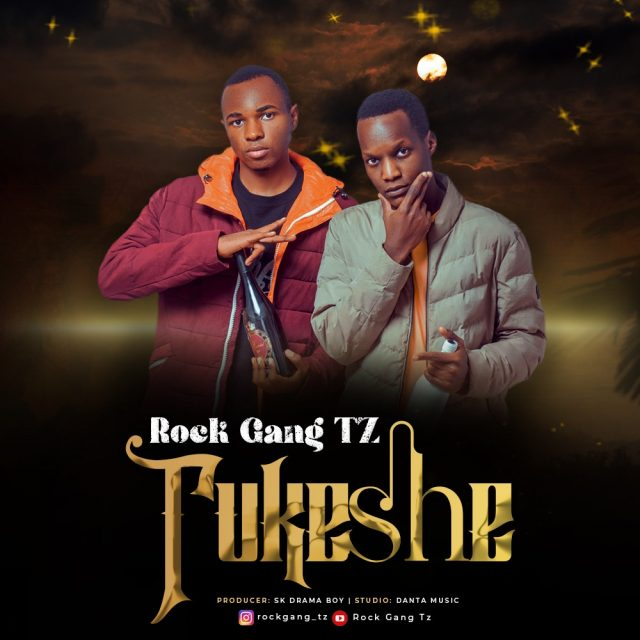 Rock Gang – Tukeshe