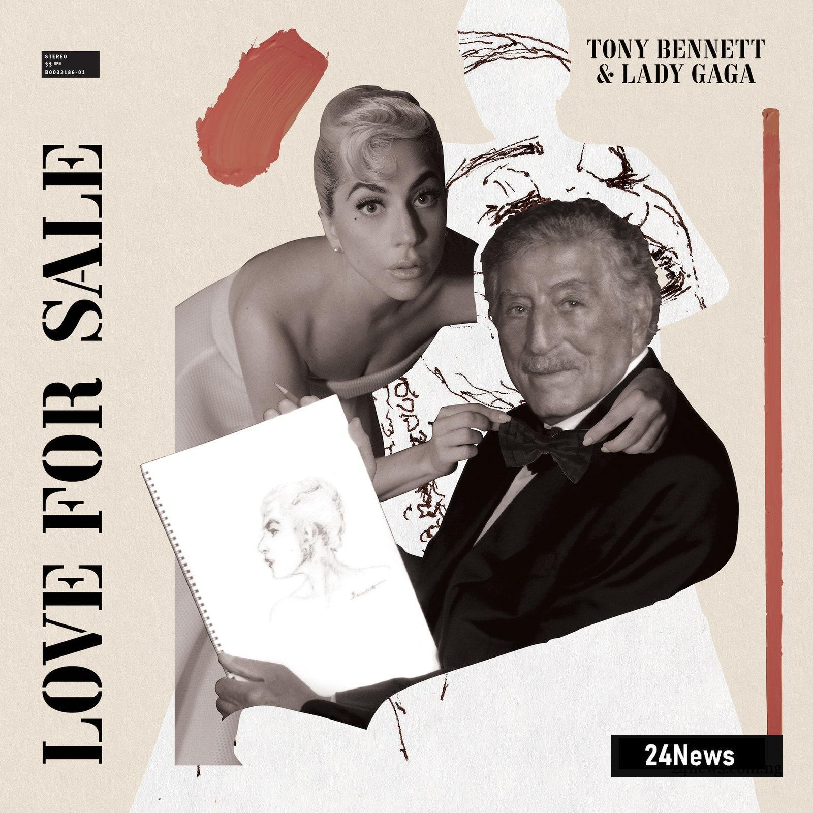 Tony Bennett – Love For Sale Ft. Lady Gaga