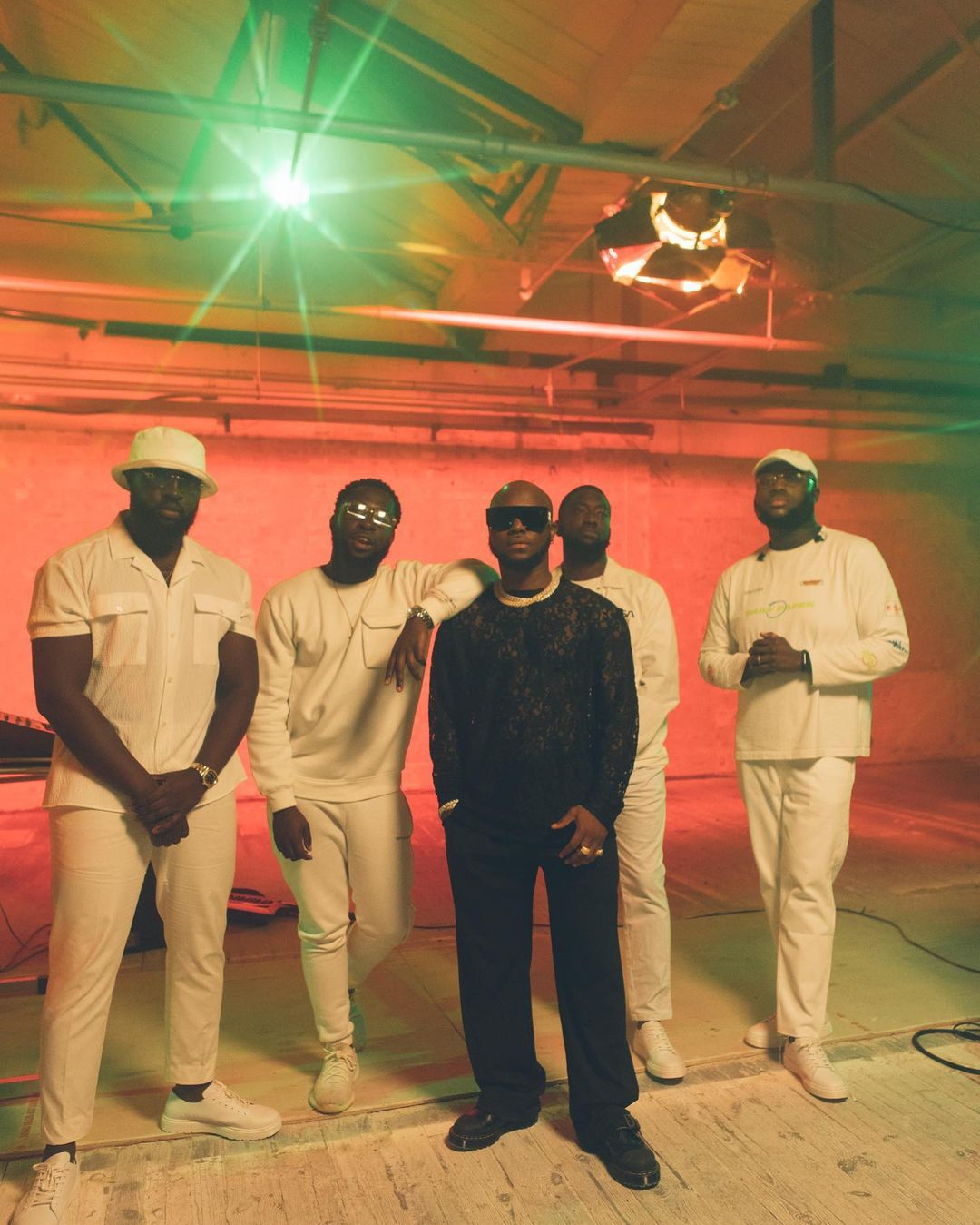 King Promise - Slow Down (Acoustic Session) Ft The Compozers