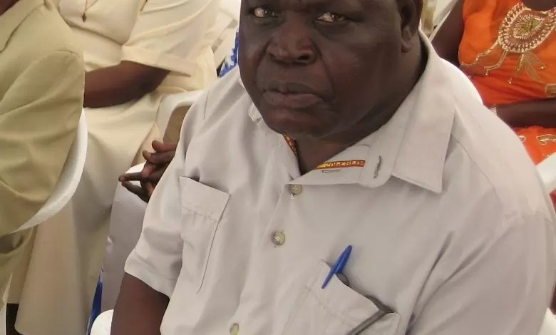 Photo of James Mudidi, Tororo College's HM For 23 Years Tips School Heads on How To Avoid Strikes