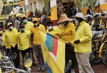 Photo of Shock As NRM Chairman Withdraws Bicycles From Coordinators