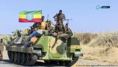 Photo of FINAL ASSAULT! Ethiopian Forces Match Onto Tigray Capital As 72 Hour Ultimatum Expires