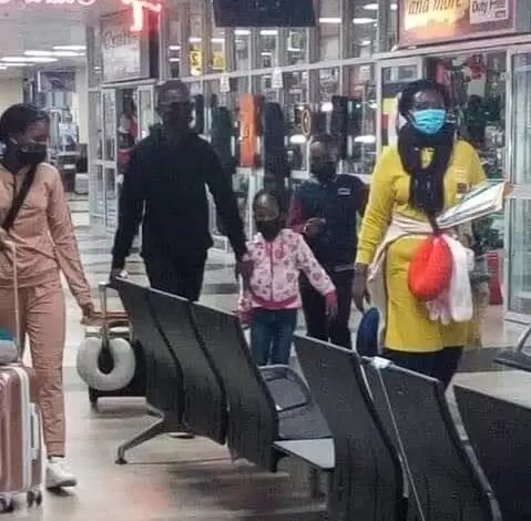 Photo of BUSTED! Bobi Wine Children Are Secured At An American Army Garrison