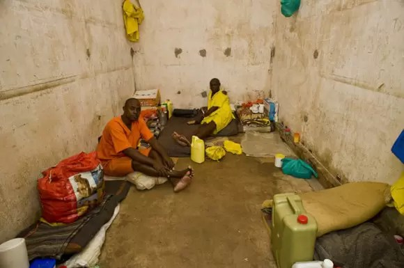 Photo of Two Most Agonizing Days at Luzira Maximum Security Upper Prison