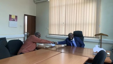 Photo of Kabushenga Hands Over To Don Wanyama At New Vision