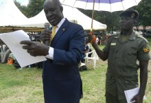 Photo of Fire Minister Ecweru – Soroti Diocese Bishop Tells Museveni