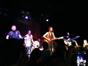 American Authors encore