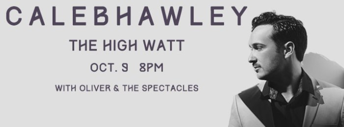 CalebHawleyShow