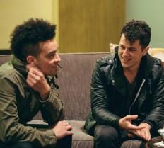 Jon and Joey