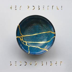 "The cover art for ""Second Sight""  illustrates the meaning of the title of their song ""Kintsukuroi,"" the Japanese technique of mending broken vessels with gold, and that the vessels are even stronger after they've been broken."