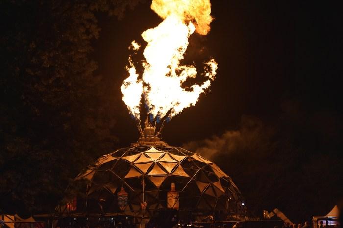 Indendia Dome Mempho Music Festival