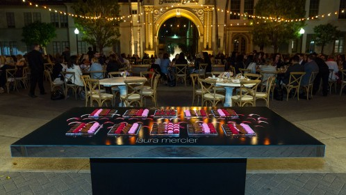 East of Ellie, an events co. Laura Mercier Joie de Vivre @ Bronson Gate, Paramount Studios