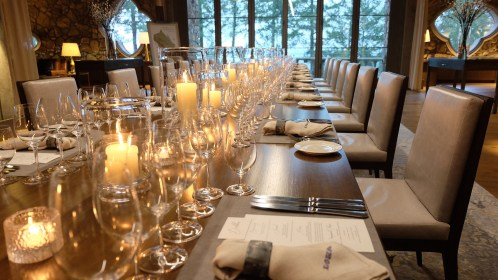 East of Ellie, an events co. Shiseido FIT Leadership @ Lokoya Winery