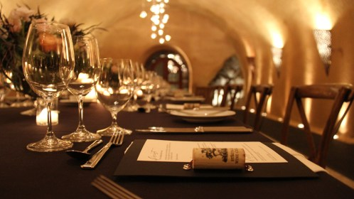 East of Ellie, an events co. Shiseido FIT Leadership @ Stag's Leap Wine Cellars