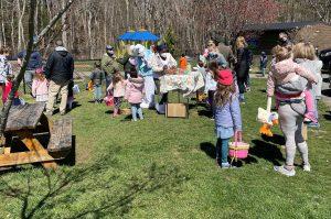 Easton Park and Rec Easter Egg Hunt