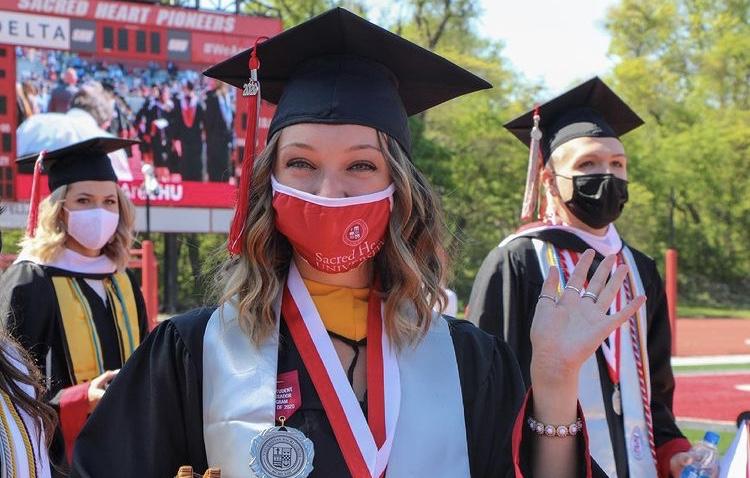 SHU Graduation