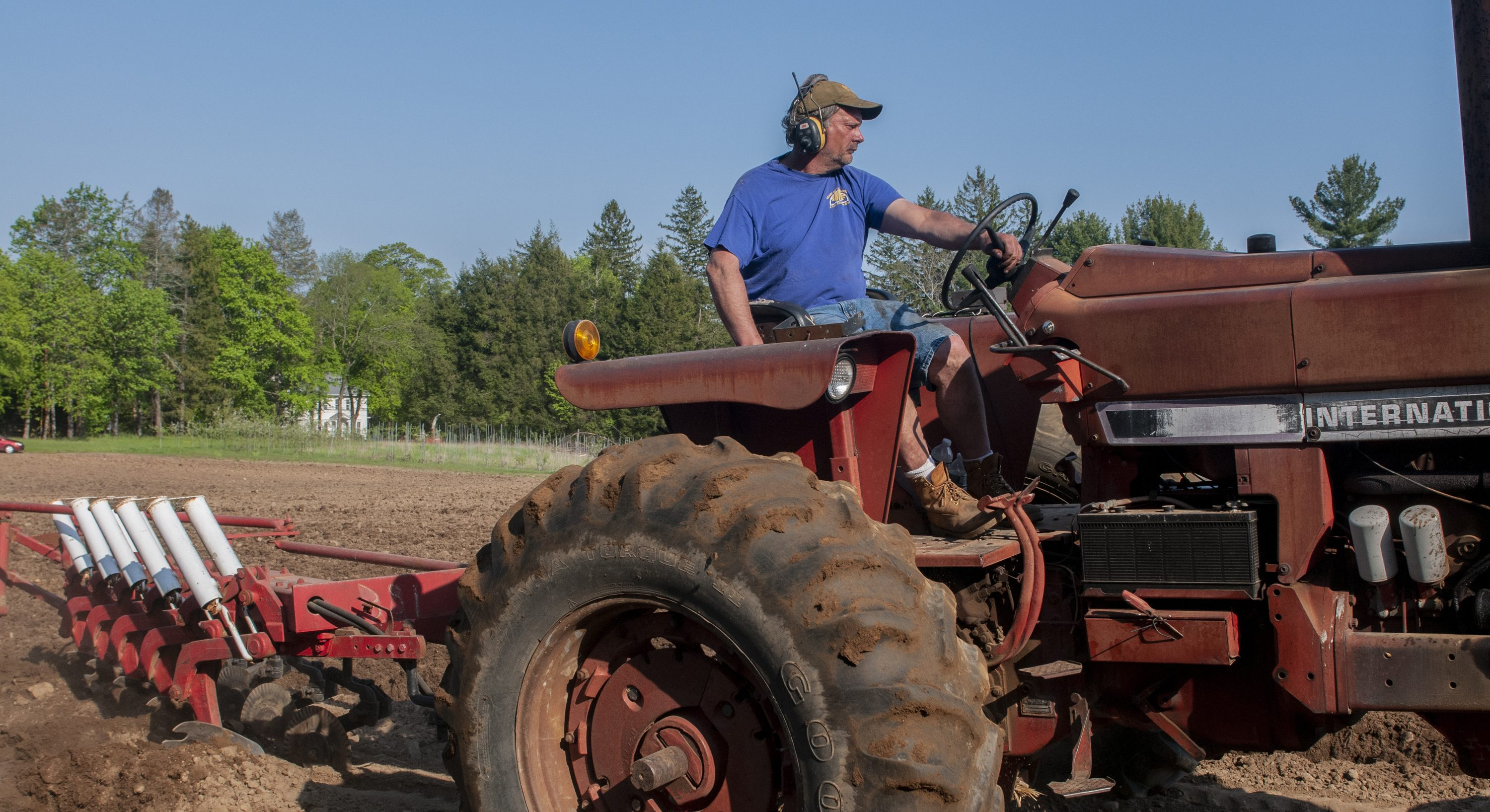 Sherwood Farm Preserves The Past Embraces The Future Easton Courier