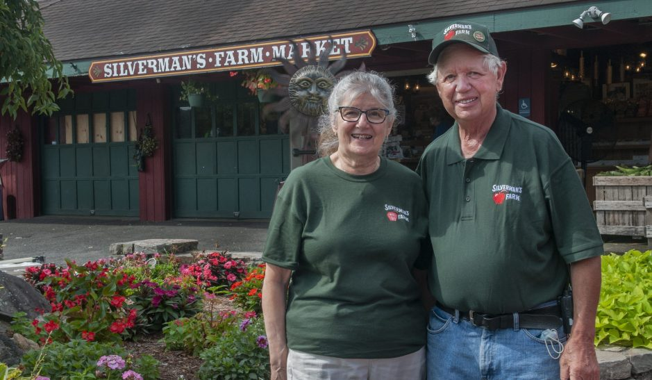 Silverman S Farm Still Growing After 100 Years Easton Courier
