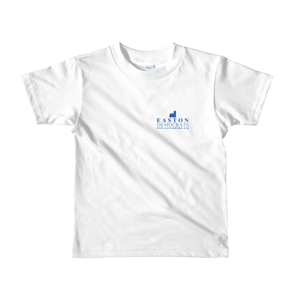 American Apparel Little Kids White T-Shirt
