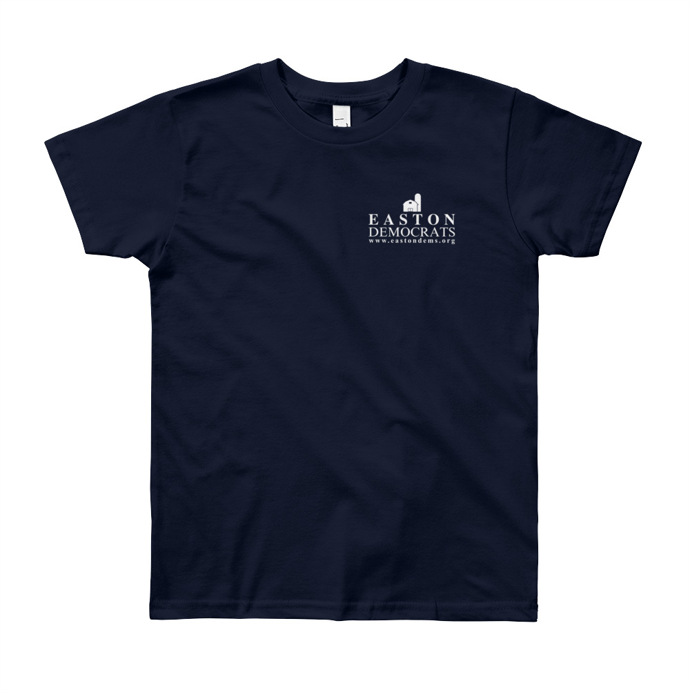 American Apparel Youth Navy T-Shirt