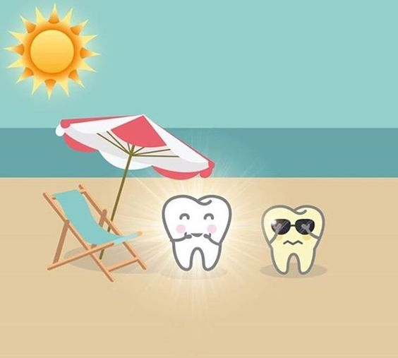 Sweet Summertime & Healthy Teeth