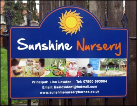 Sunshine Nursery