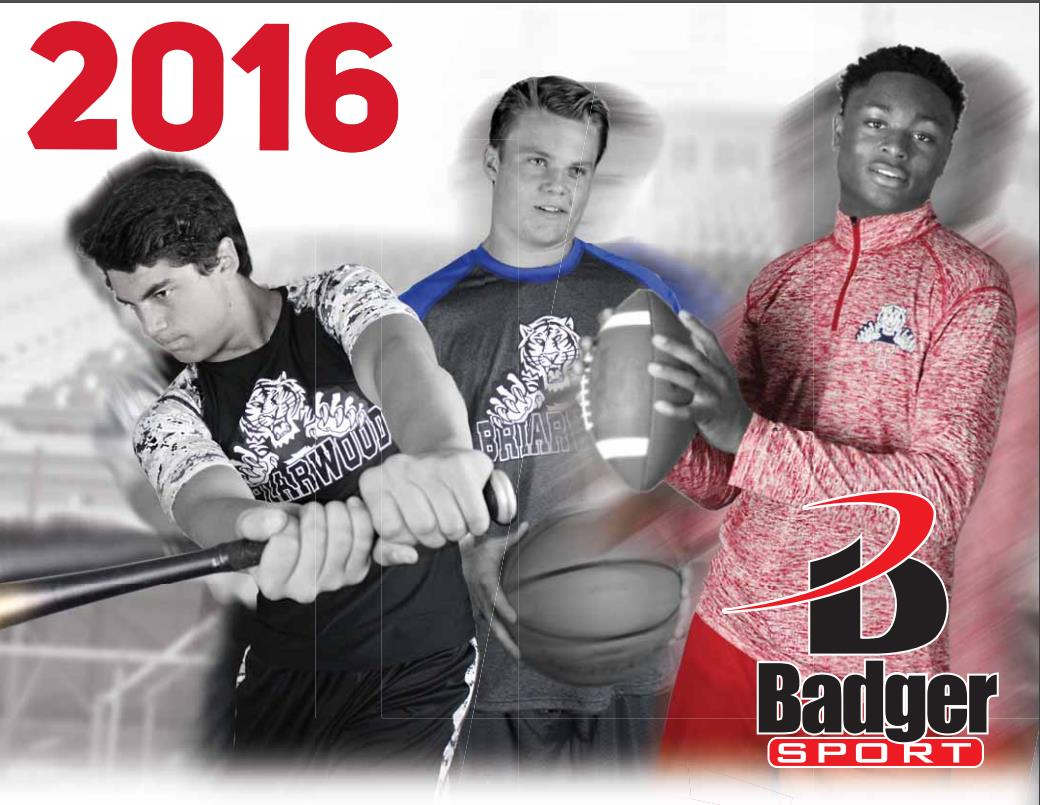 Badger Sports 2016 Catalog