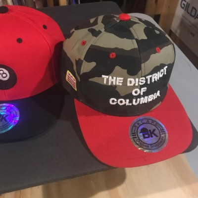District of Columbia Snap Back